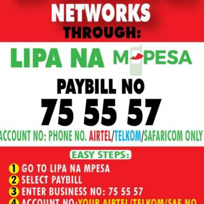 Electronic airtime Profile Picture